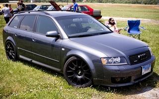 Audi A4 B6 Autofaktypl