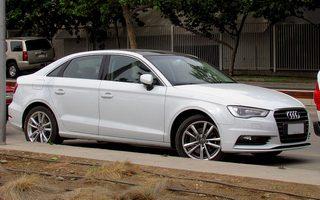 Audi A3 8v Autofaktypl