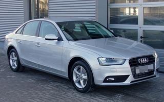 Audi A4 B8 Autofaktypl