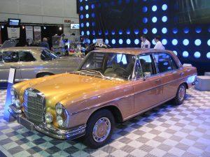 Mercedes W109 300 SEL (fot. nakhon100@Flickr, CC BY 2.0)