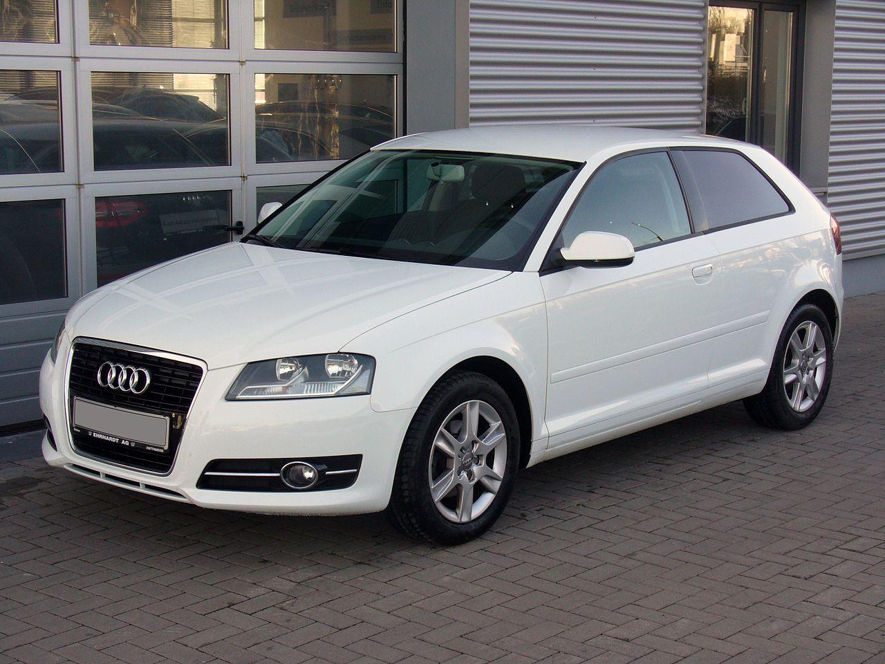 Audi A3 8p 3