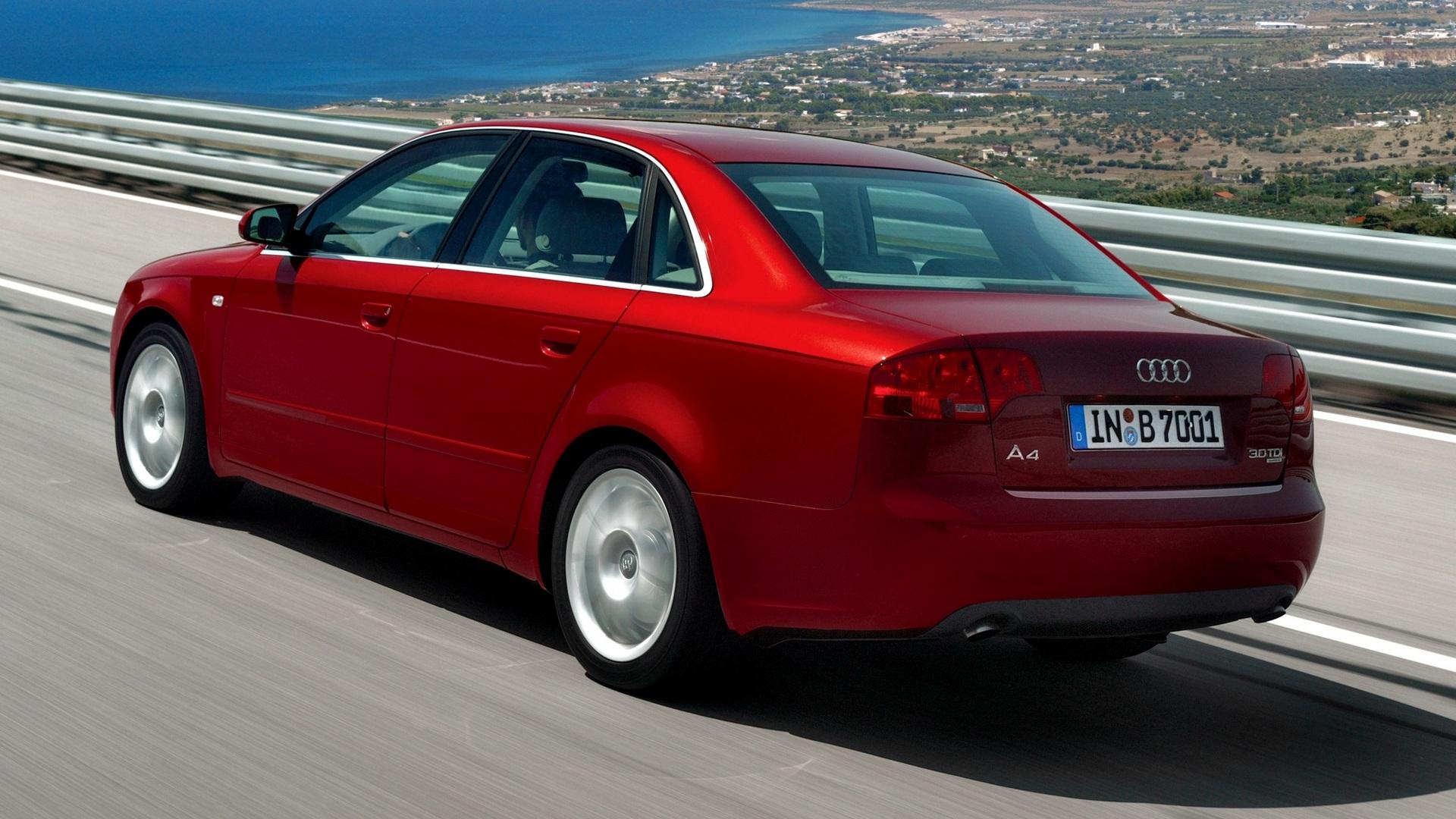 Używane Audi A4 B7 [2004 2007]