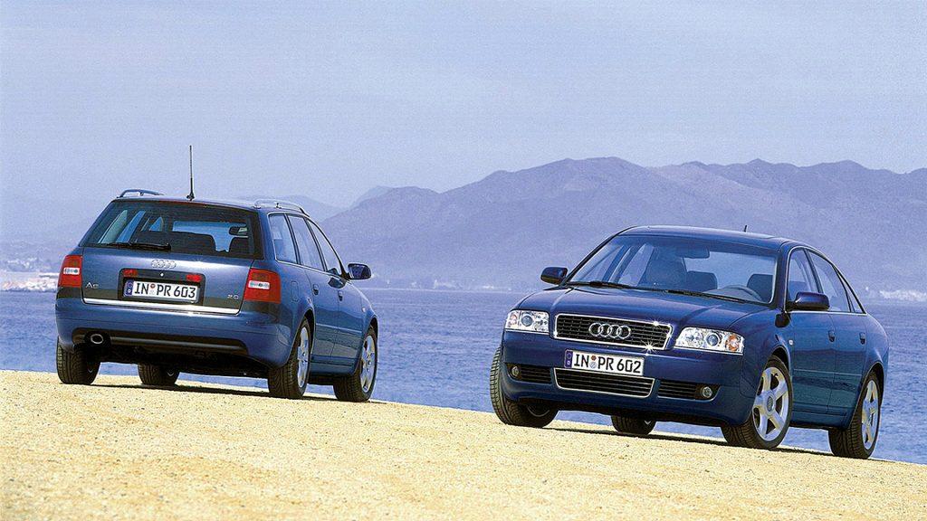 Audi A6 C5   Autofakty.pl