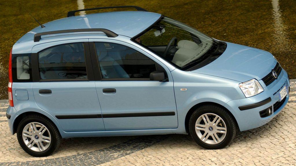 Fiat Panda 2 | Autofakty.pl