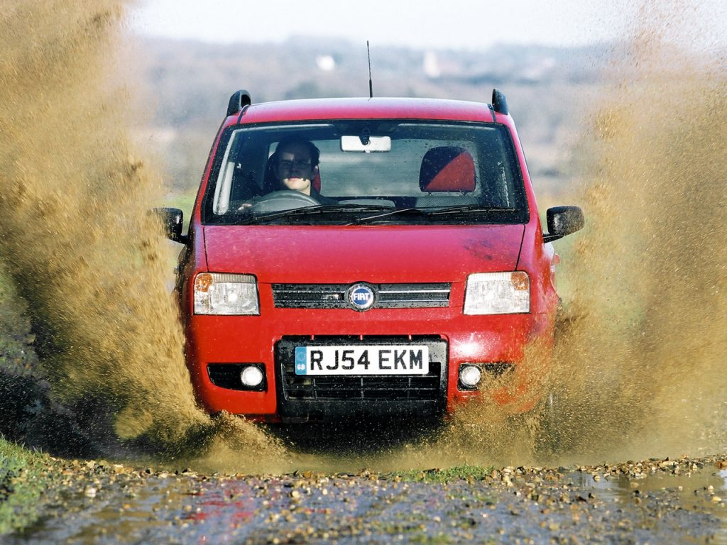 Fiat Panda 2 | Autofakty.pl (fot. materiały prasowe)