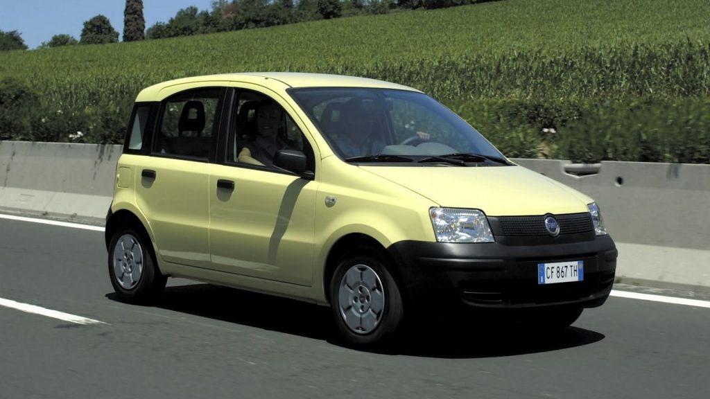 Fiat Panda 2 | Autofakty