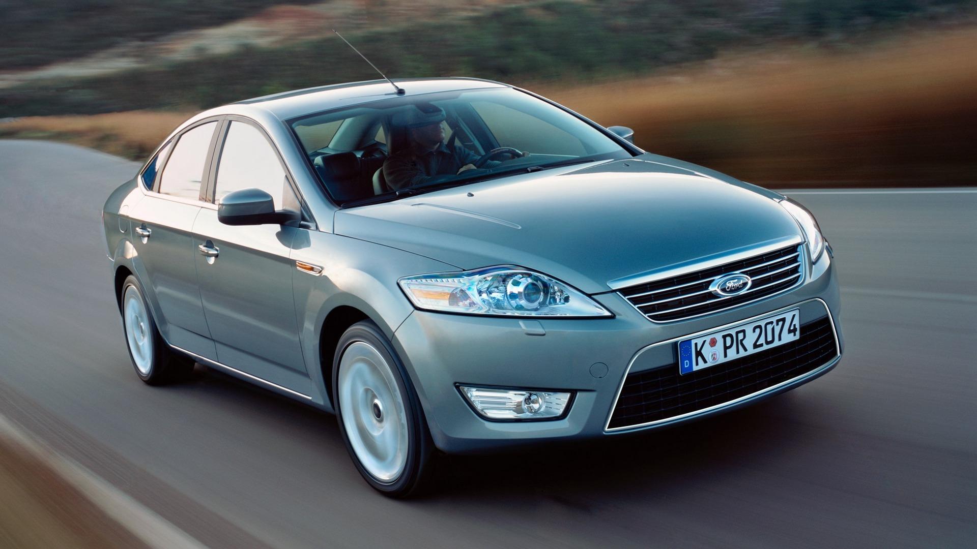 Używany Ford Mondeo Mk4 – czy warto go kupić?  Autofaktypl