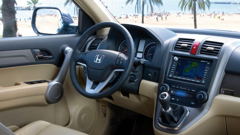 Honda CR-V (2006–2009)