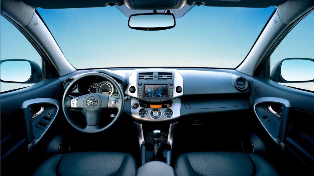 Toyota RAV4 III (2006–2008)