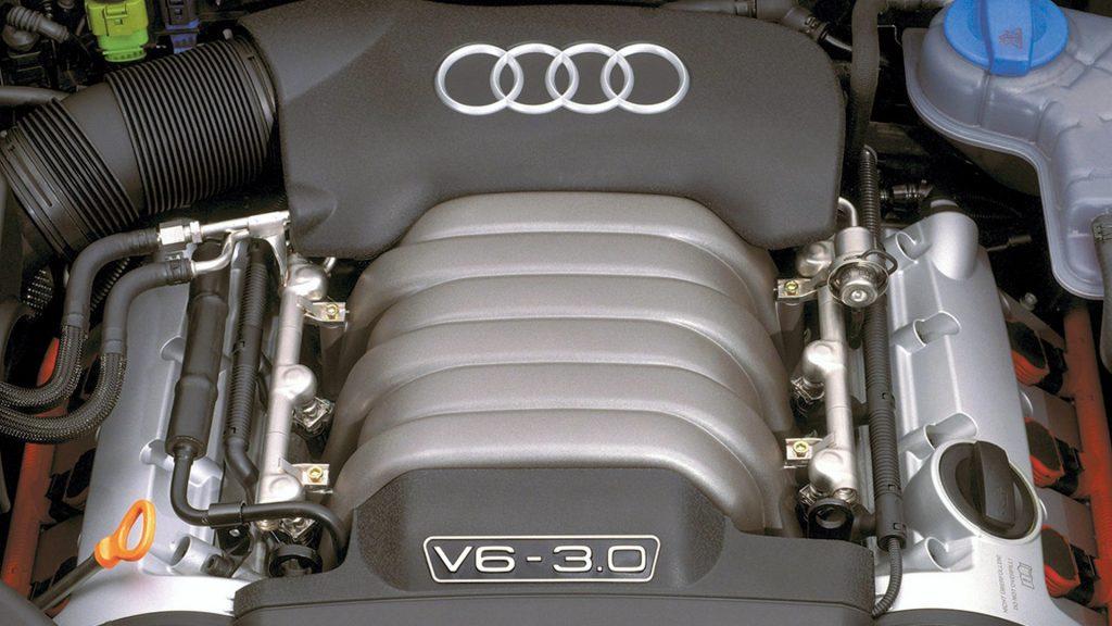 Audi A6 3.0 Sedan 2001–2004    Autofakty.pl (Fot. Materiały Prasowe)