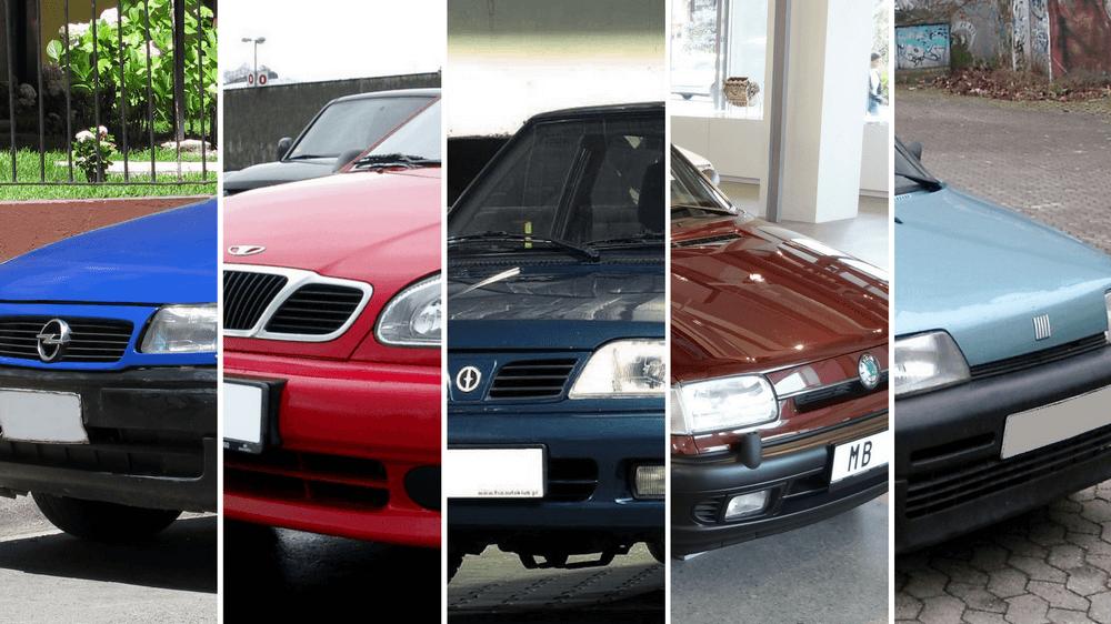 Samochody z lat 90   Autofakty.pl