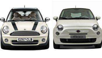 Fiat 500 czy Mini II