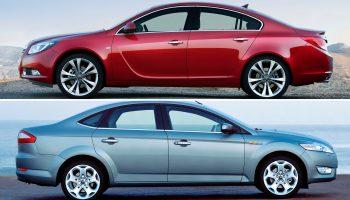 Ford Mondeo Mk4 czy Opel Insignia – Autofakty.pl (fot. materiały prasowe)