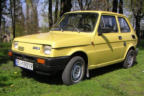 """Fiat 126p """"Ryjek"""" (fot. http://turbo126p.cba.pl/historia.php)"""