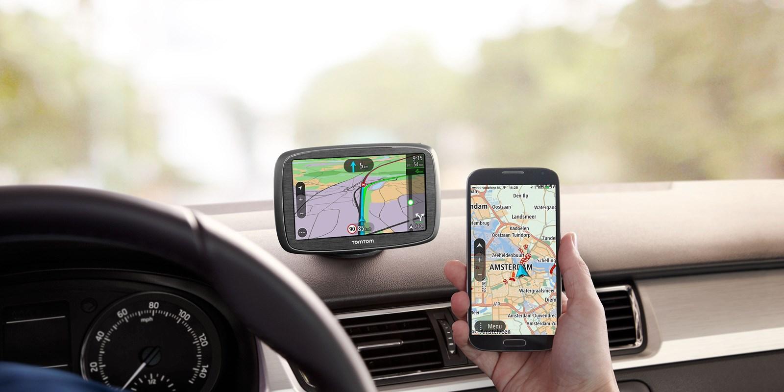 TomTom Go Mobile - Test nawigacji na iOS i Android   Autofakty pl