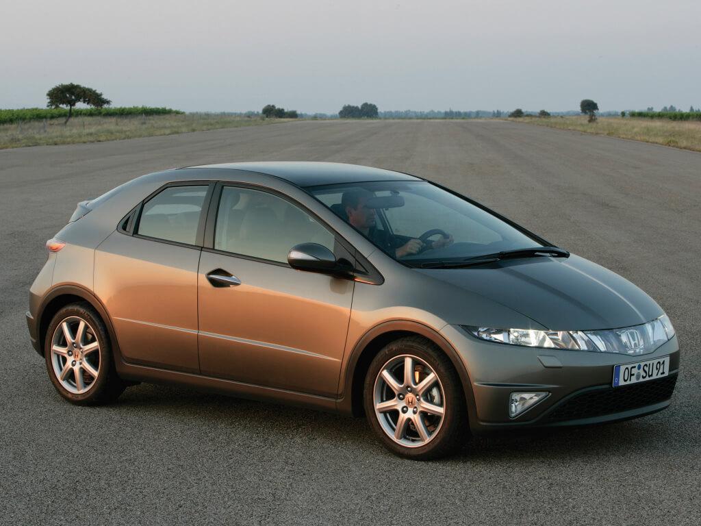 Używana Honda Civic Viii Czy Warto Kupić L Autofaktypl