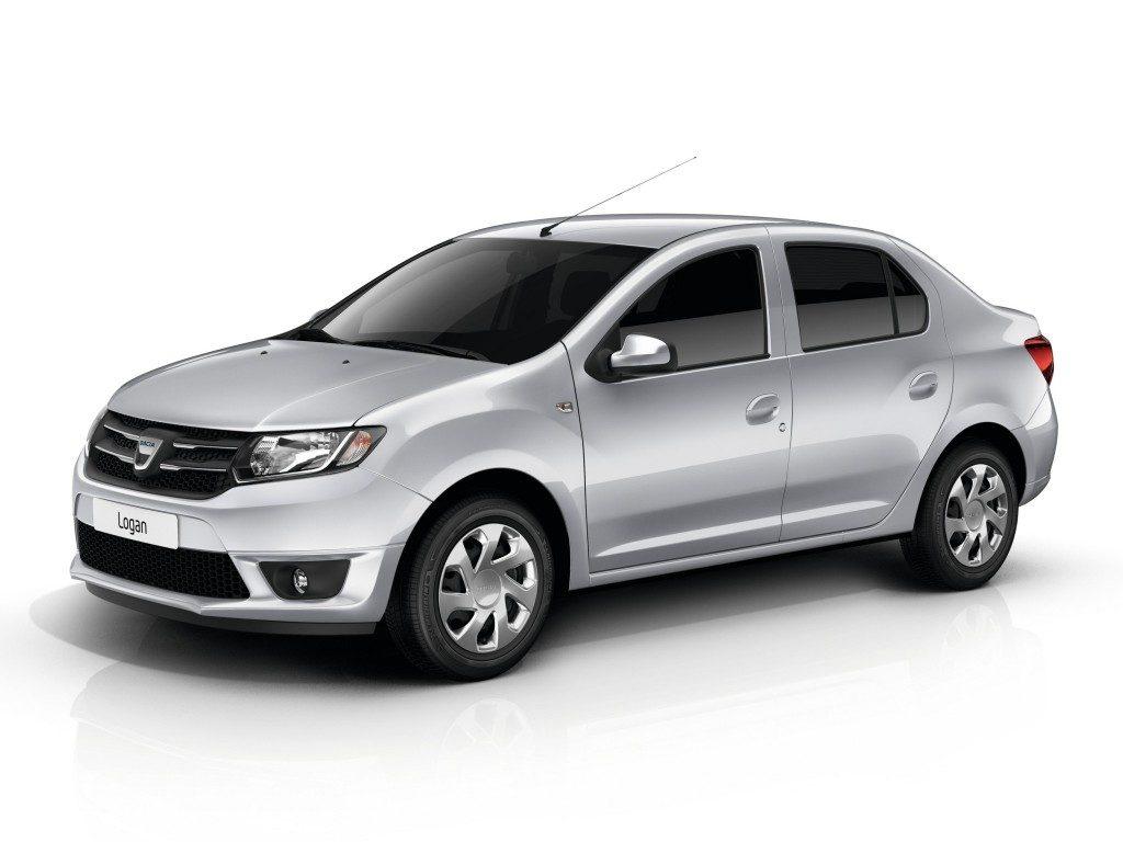 Dacia Logan II (2012-)