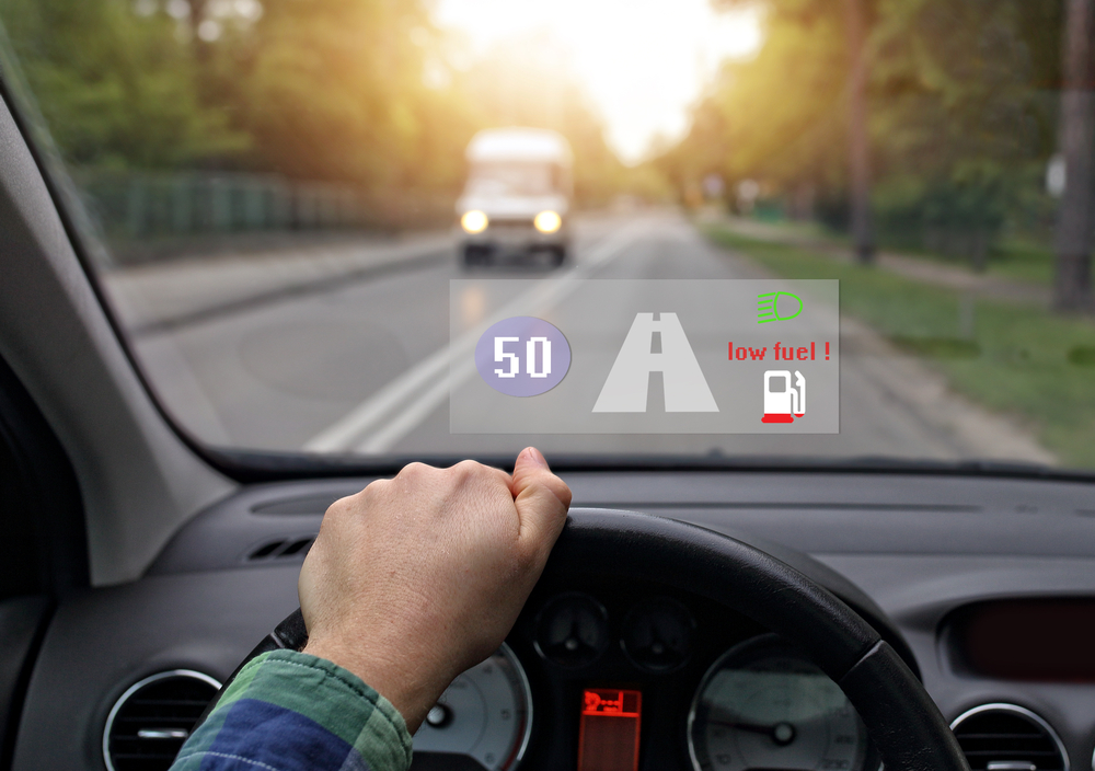HUD – Head-up display