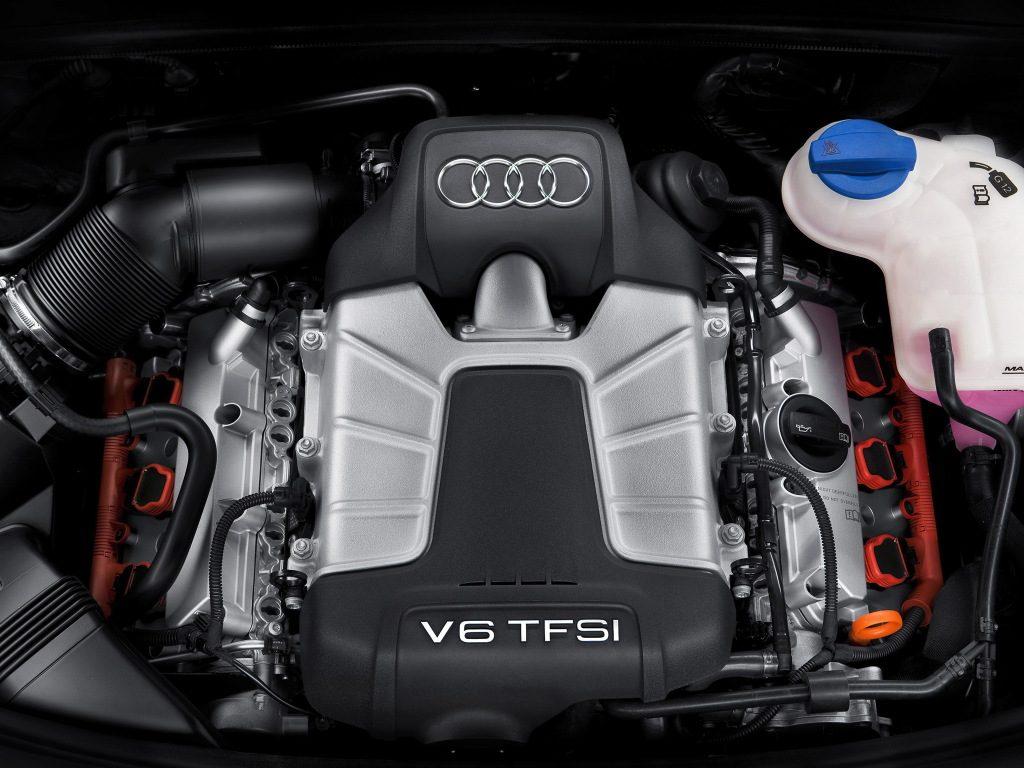 Audi A6 C6 Silnik 3.0 TFSI
