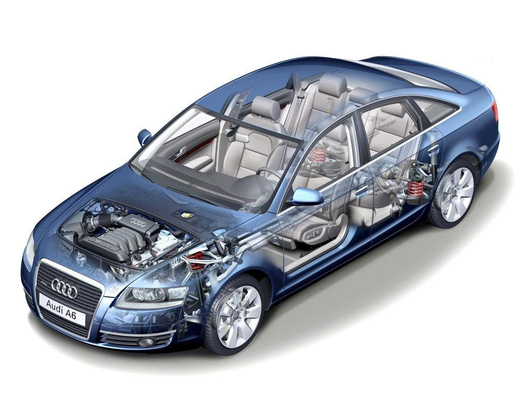 Audi A6 C6 (2004-2011)
