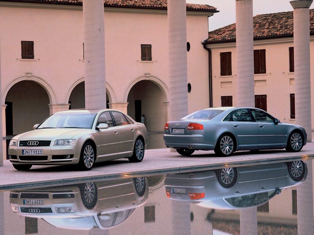 Audi A8 D3 (2003-2010) | Autofakty.pl