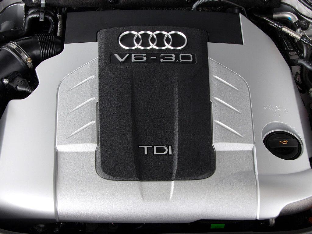 Audi A8 D3 Silnik 3,0 TDI (2003-2010)