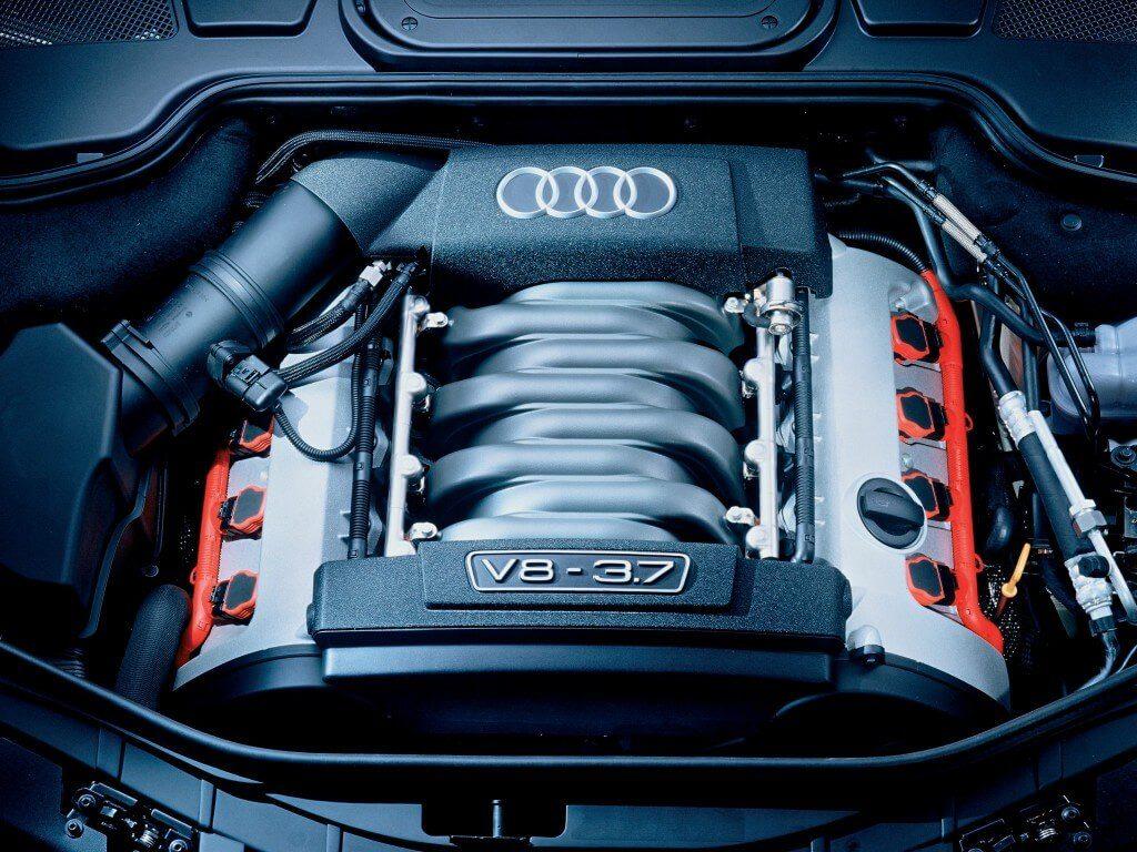 Audi A8 D3 Silnik 3,7l (2003-2010) | Autofakty.pl