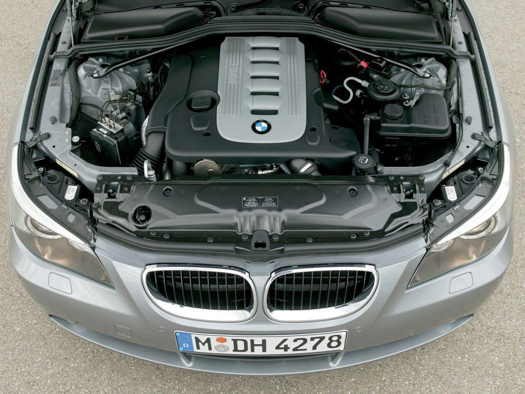 BMW Serii 5 E60 Silnik (2003-2009)