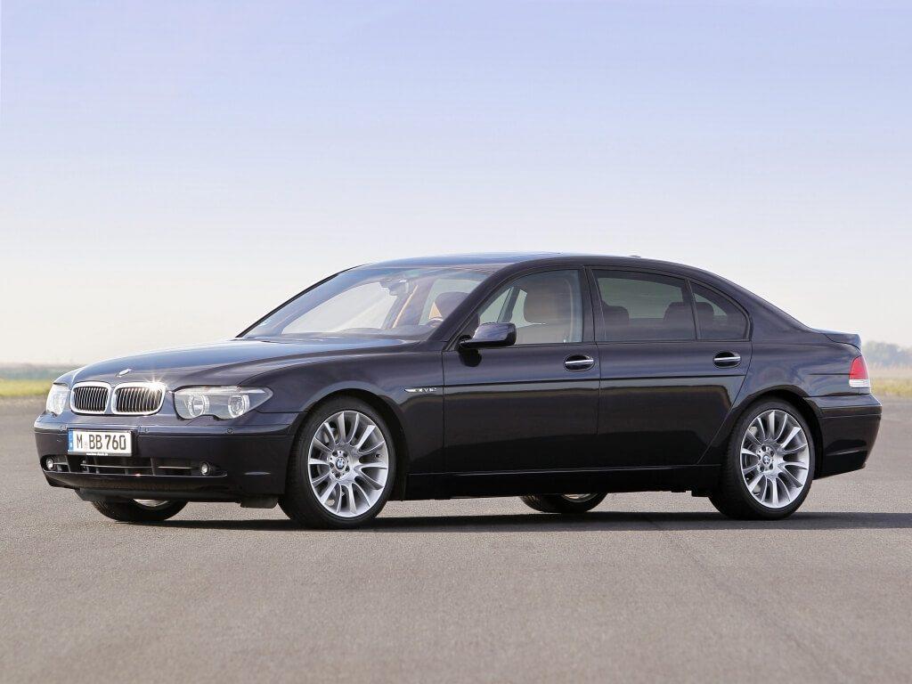 BMW Serii 7 E65 (2001-2008)