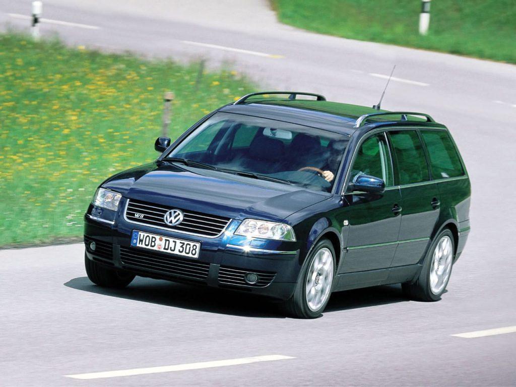 Volkswagen Passat Variant B5+ (2000-2005)