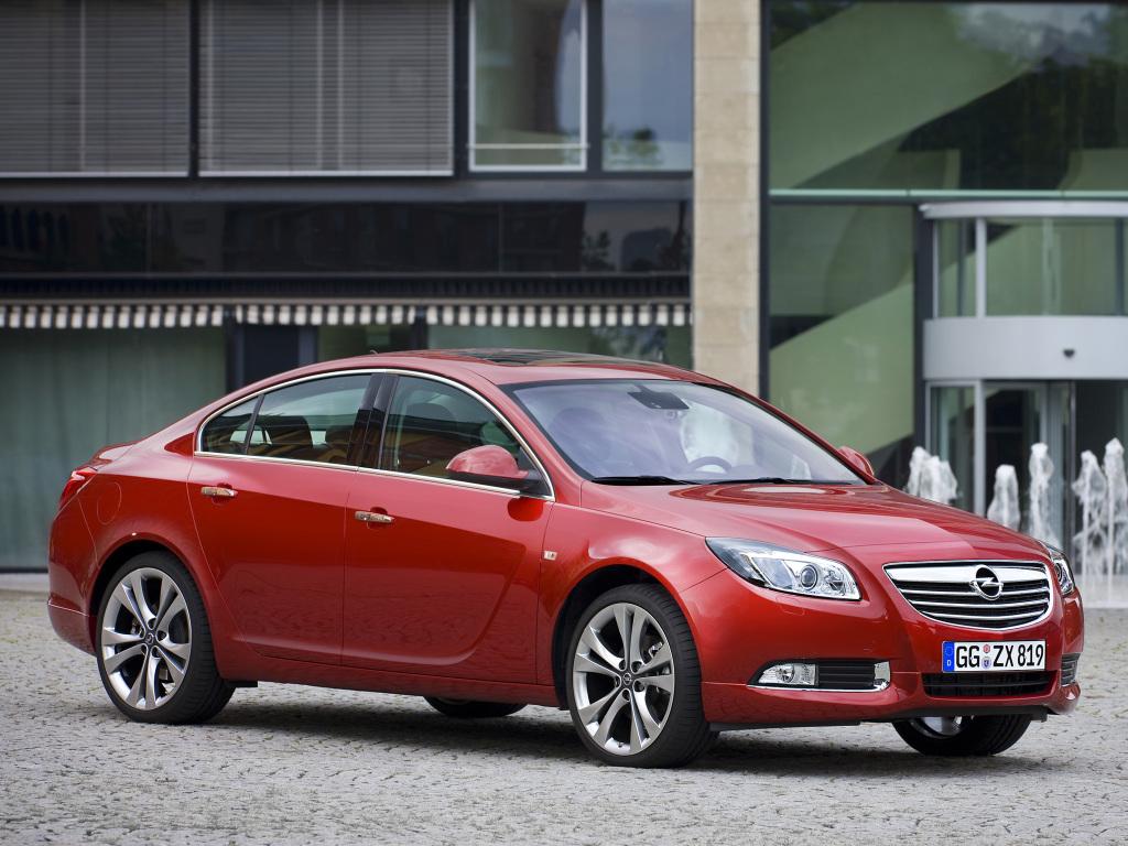 Opel Insignia Sport Tourer (2008-2017)   Autofakty.pl