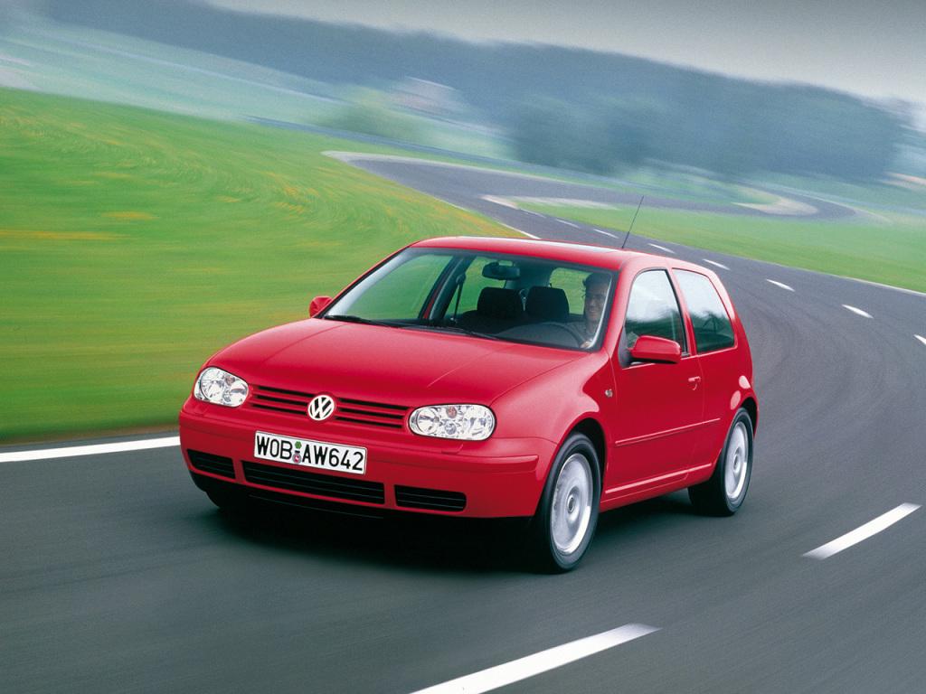 Volkswagen Golf IV (1997-2003) | Autofakty.pl