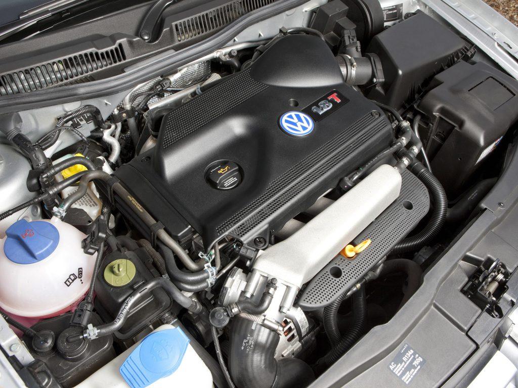 Volkswagen Golf IV SIlnik (1997-2003)
