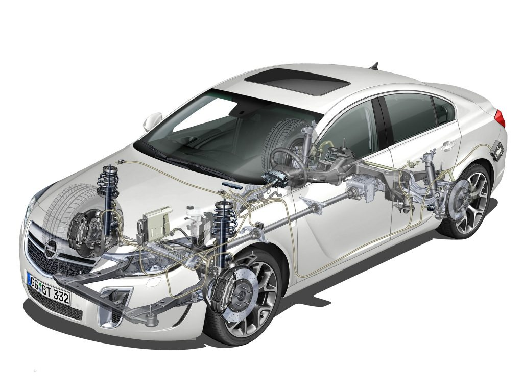 Opel Insignia OPC (2009-)