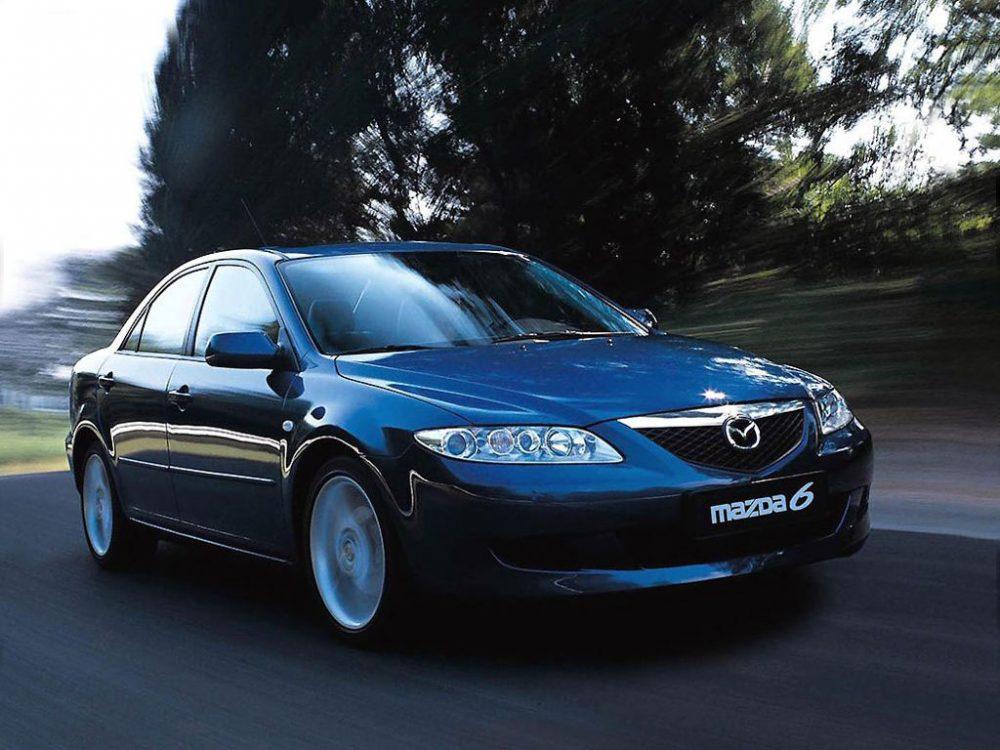 Mazda 6 I (2002-2007) | Autofakty.pl