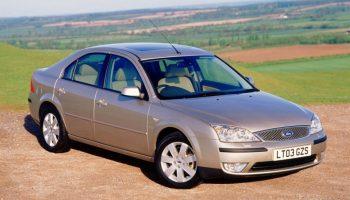 Ford Mondeo 2003 – 2005 Sedan