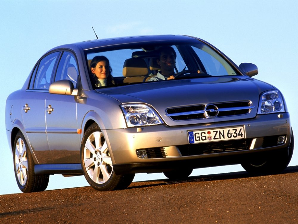 Opel Vectra Sedan miniatura