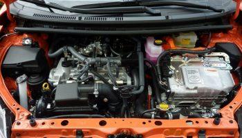 silnik Toyota Prius C