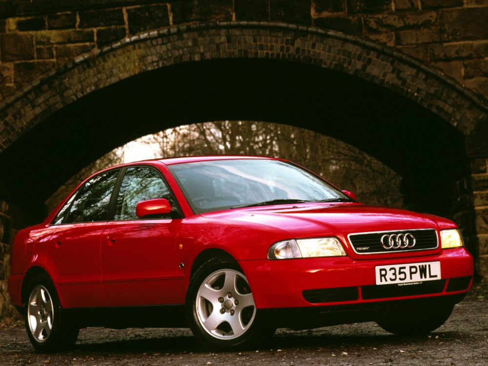 Używane Audi A4 B5 Czy Warto Kupić