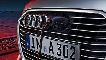 Audi e-tron (fot. Audi)