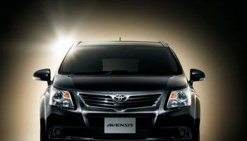 Toyota Avensis III (2008-2015) | Autofakty.pl