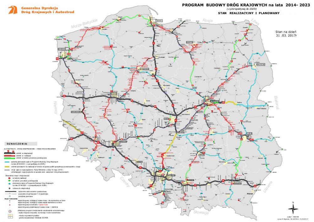 Budowa Drog W Polsce Motoryzacyjny Raport O Autostradach