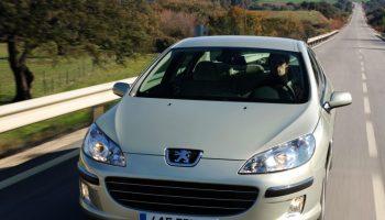 Peugeot 407 (2004-2010) | Autofakty.pl