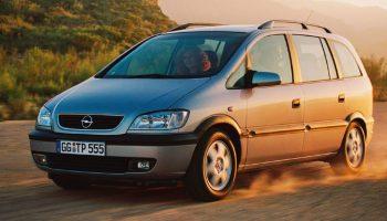 Opel Zafira A (1999-2005)   Autofakty.pl