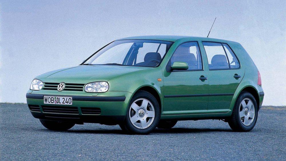 Volkswagen Golf IV wersja 5-drzwiowa (1997-2003)
