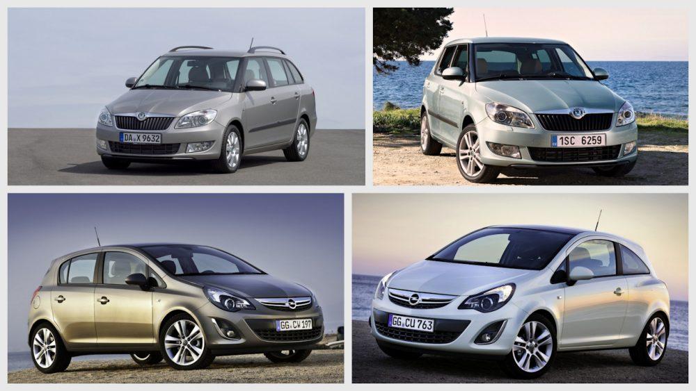 Skoda Fabia II czy Opel Corsa D | Autofakty.pl
