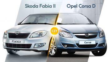 Skoda Fabia czy Opel Corsa D | Autofakty.pl