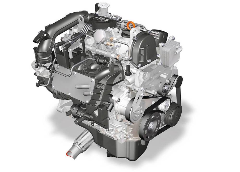 1.2 TSI, VW, silnik benzynowy