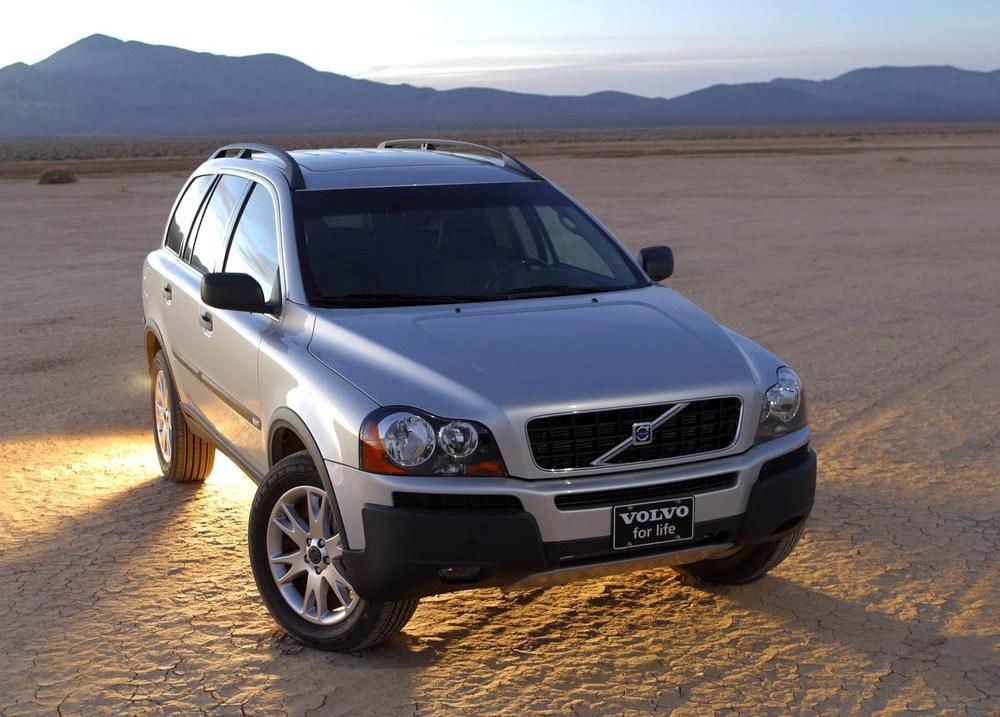Volvo XC90 I, Volvo XC90, Volvo, XC90