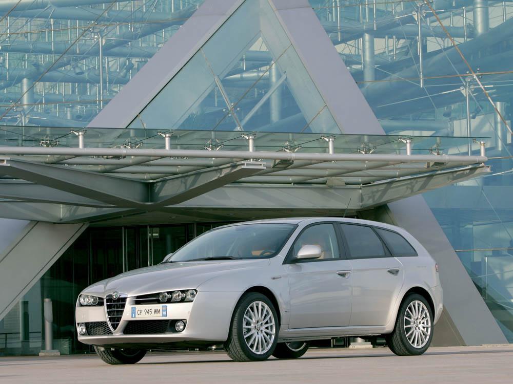 diesel za 30 tysięcy, Alfa Romeo 159, Alfa Romeo, 159
